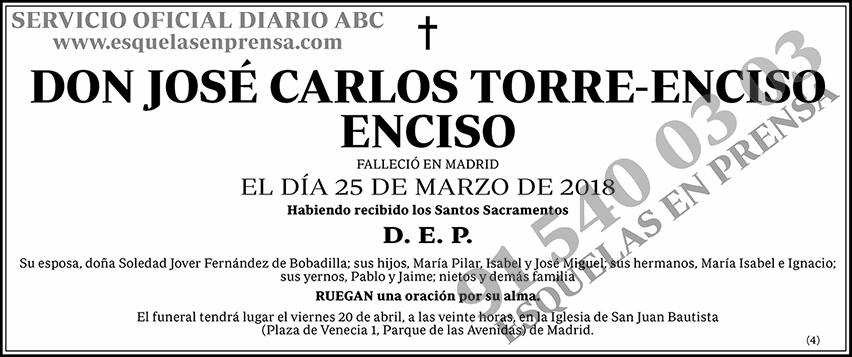 José Carlos Torre-Enciso Enciso